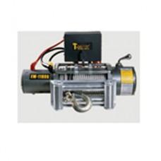 Лебедка серий Offroad Т-MAX EW-11000, 12V, 4985 кг (радио упр.)