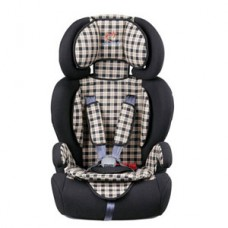 Детское сиденье GANEN, белый+черный 9-25кг 1х2