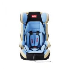Детское сиденье GANEN, унив. черн+беж+голубой 9-18, 15-36 кг (1х2)