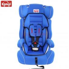 Детское сиденье GANEN, унив. синяя 9-18, 15-36кг (1х2)