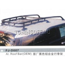 "Багажник  на крышу ""TT  FJ Cruis"" 2007-2012"