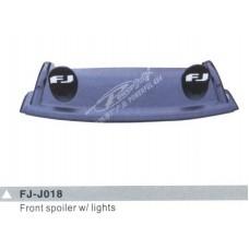 """Багажник (Стойка для фар на крышу ) """"TT  FJ Cruis"""" 2007-2012"""