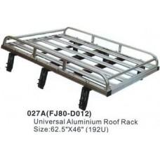 """Багажник  на крышу алюмин.62.5""""х""""46"""