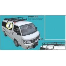 Багажник  на крышу алюминиевый. 290x120x18)
