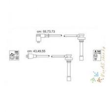 Высоковольт.провода MMC Pajero 12V-24V 3.0L 91- 6G72 DOHC