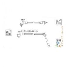 Высоковольт.провода TT Hi-L  3.4I 95-  LC 24V 92- 5VZFE