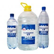 """Дистилированная вода """"Дос"""" 5 л (1х4)"""