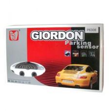 Парковочный радар GIORDON 8 сенсора