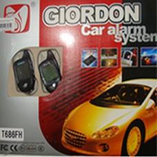 Сигнализация GIORDON 2-х стор.связь.пульт G2130