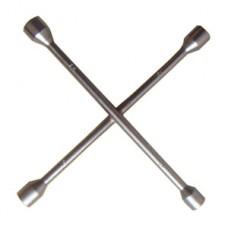 Ключ баллонный с заклепками ,хром       (1х20)