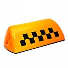 Знак такси  квад./квад. Оранжевый
