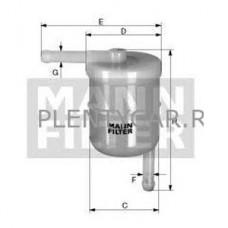 Фильтр топливный   (ST3348,WK47) Nis